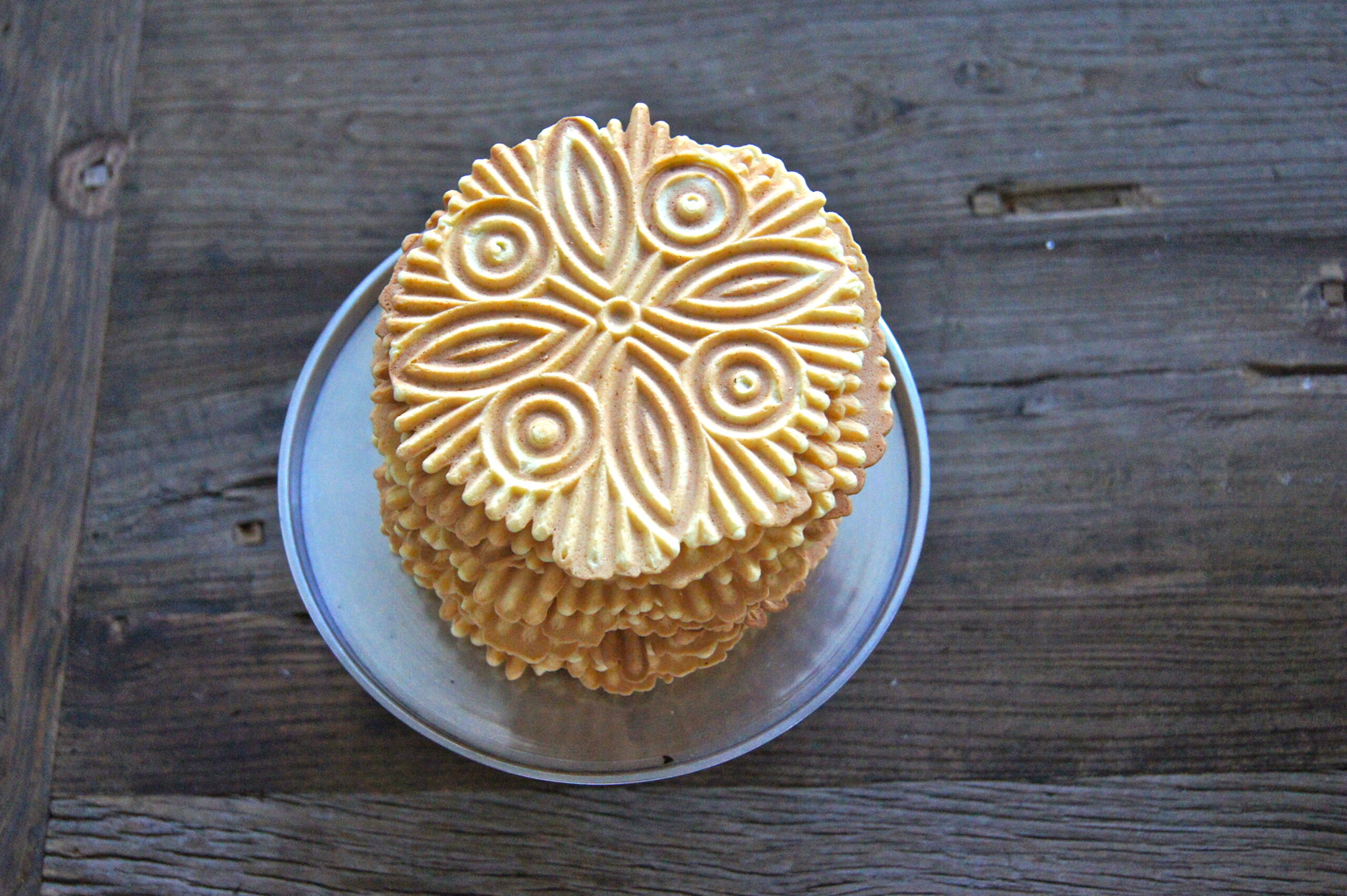 The Art of The Pizzelle