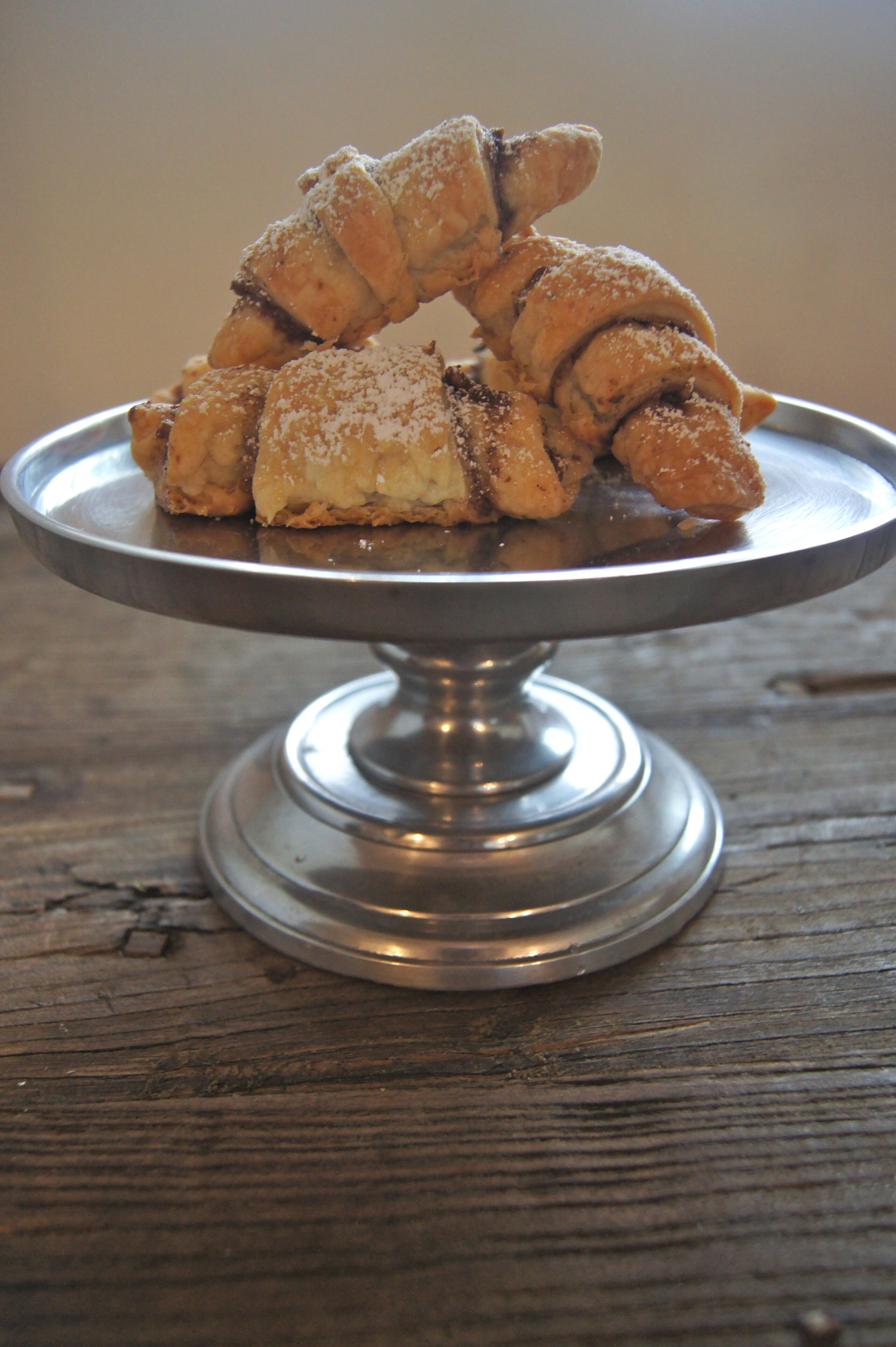 Chocolate Pecan Rugelach