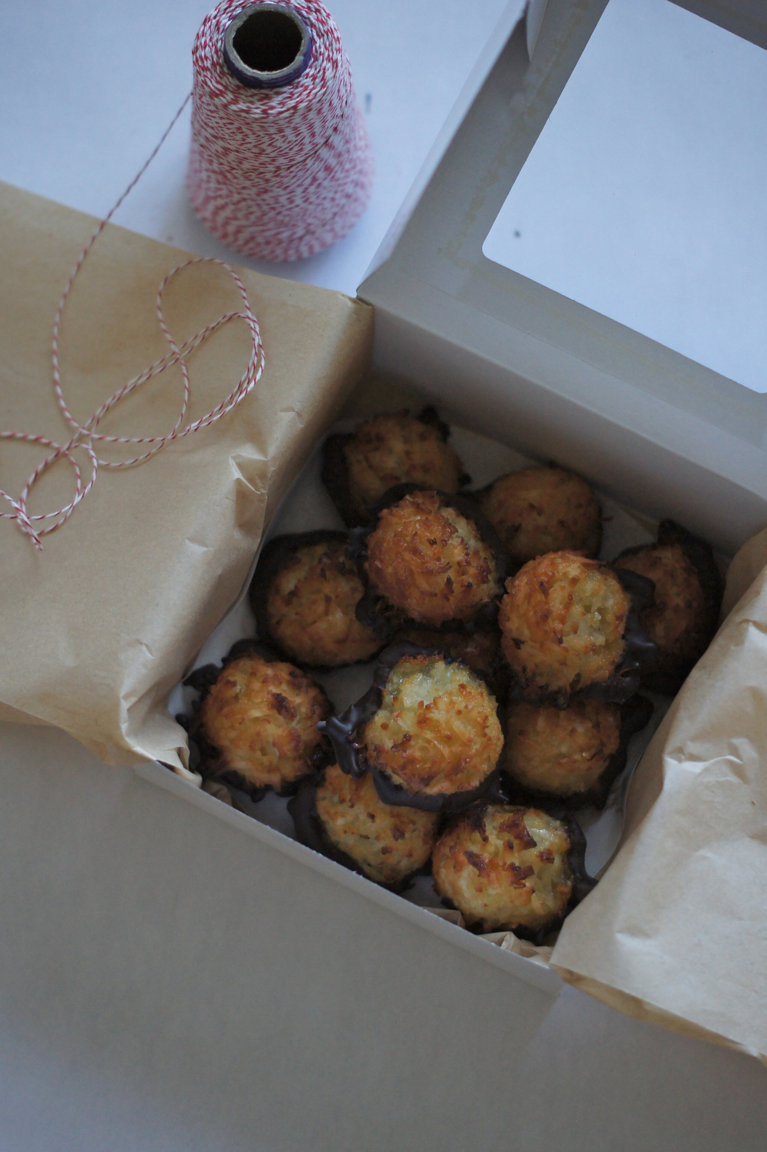 Coconut Macaroons-The Great Food Blogger Cookie Swap