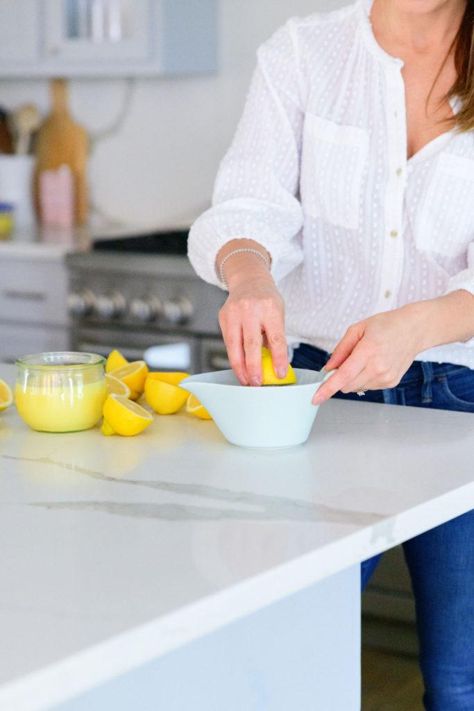 Juicy Lemons for Lemon Curd