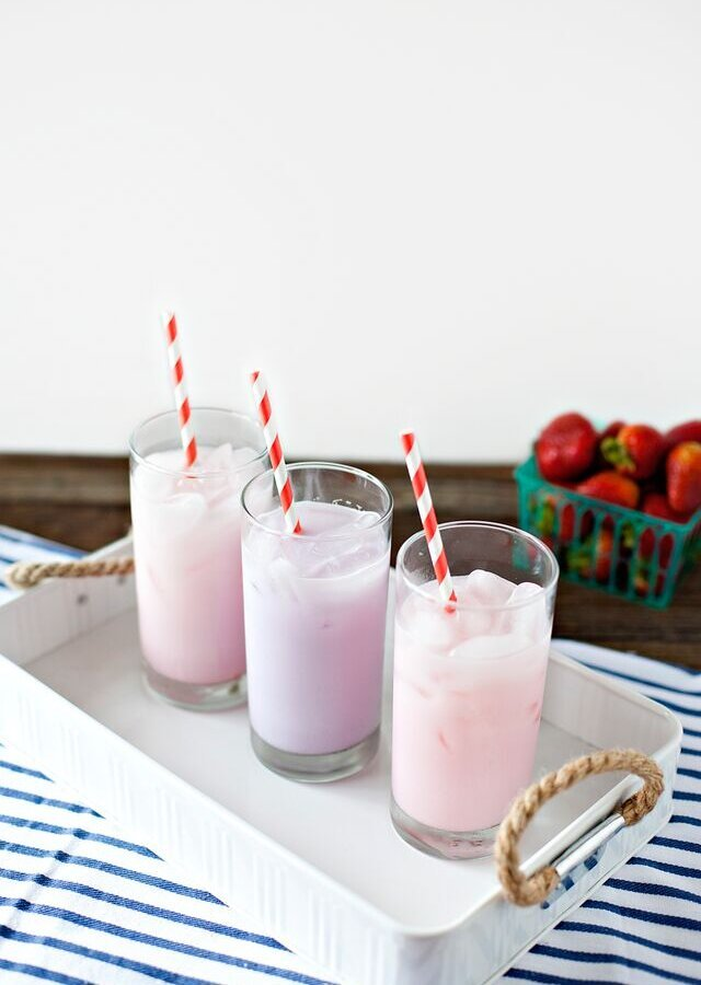 Summer Sipping-Italian Cream Soda