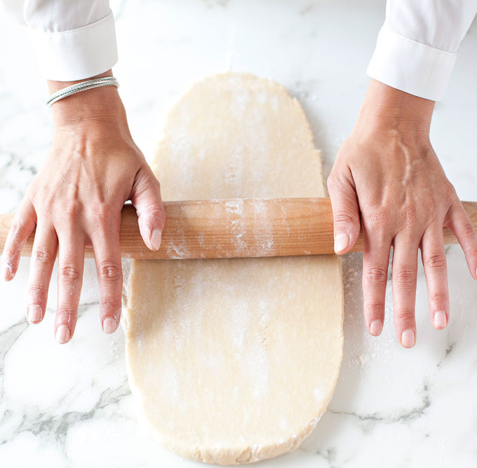 The Perfect Pie Dough