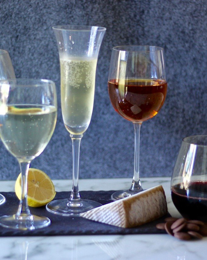 Holiday Wine and Desserts…A Perfect Pairing