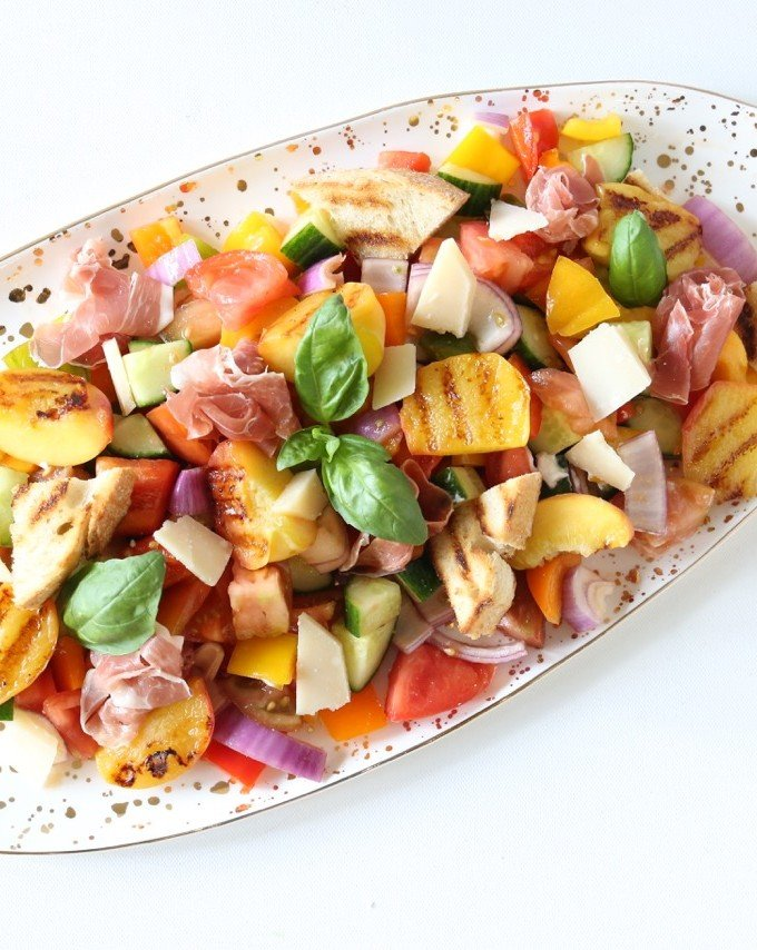 Panzanella…the salad of summer!