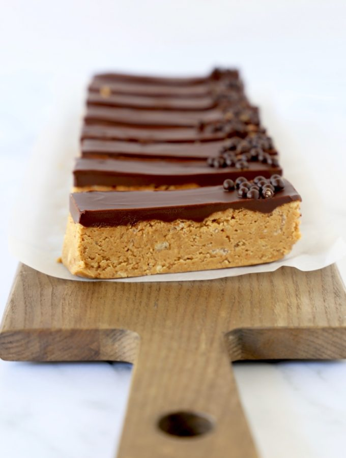 Chocolate Peanut Butter Crunch Bar