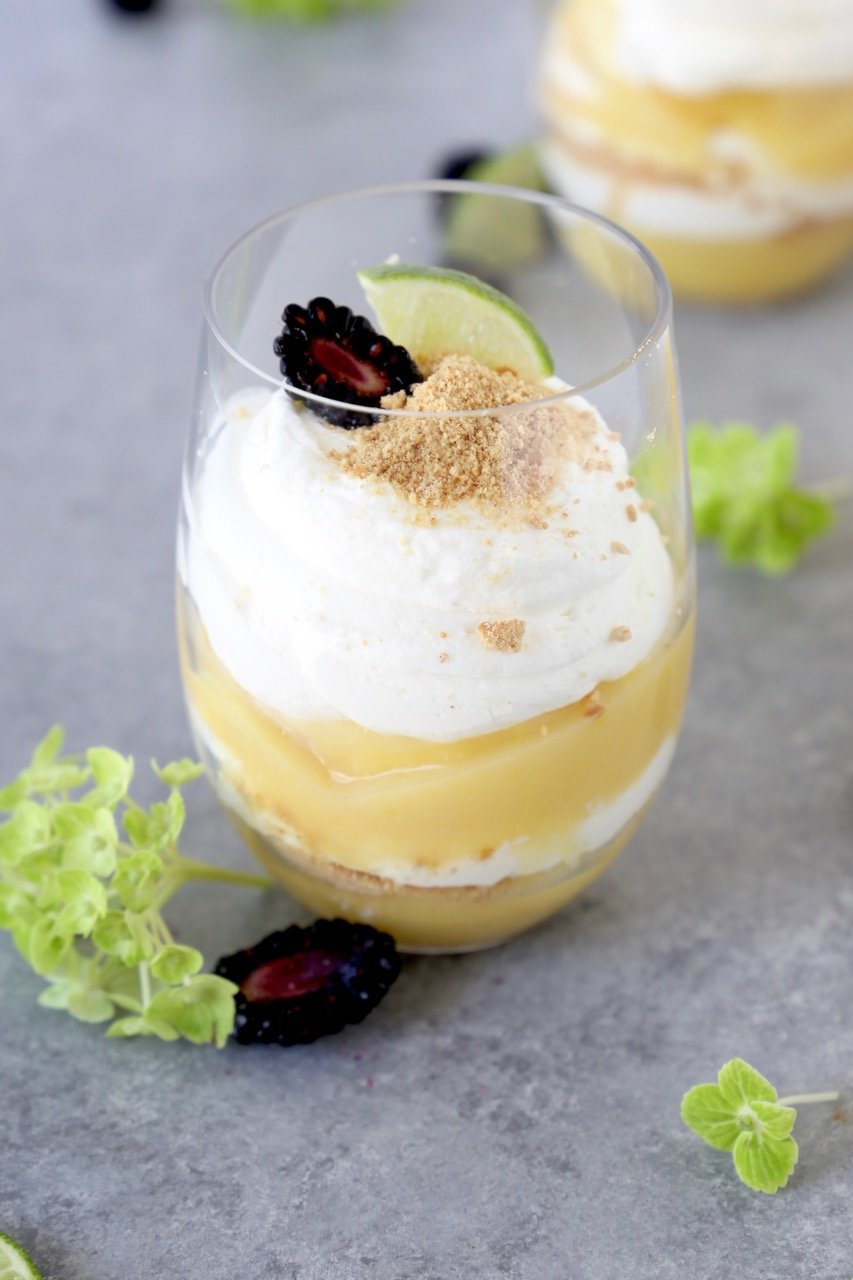 Key Lime Pie Trifle