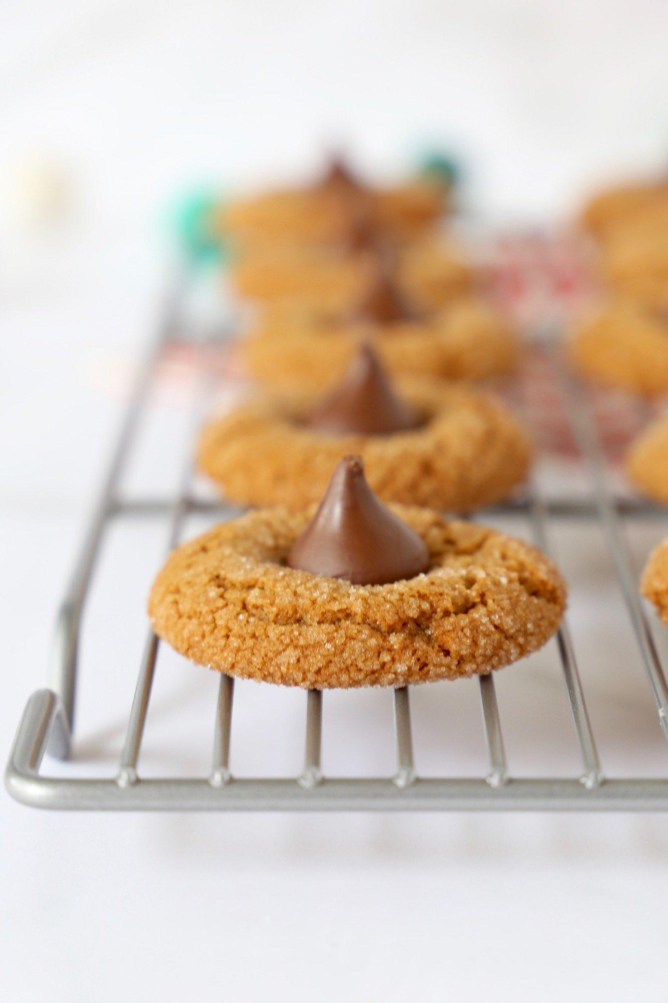 Molasses Blossom Cookie