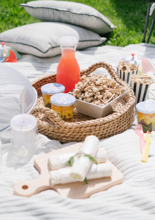 Summer Backyard Picnic