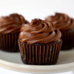 The Best Ever Chocolate Fudge Cupcakes