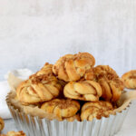 Almond Cinnamon Knots
