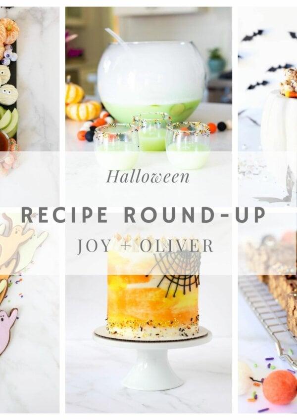 Halloween Recipe Round-Up