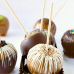 The Best Ever Caramel Apples