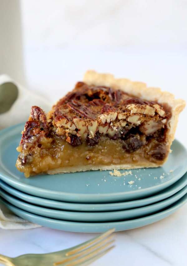 Deep Dish Chocolate Pecan Tart
