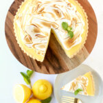 The Best Lemon Meringue Tart